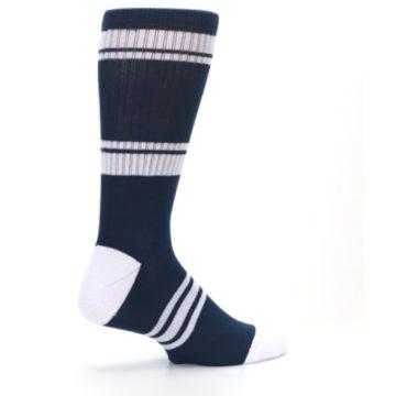 Image of New York Yankees Men's Athletic Crew Socks (side-1-23)