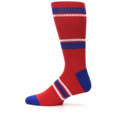 Image of Philadelphia Phillies Men's Athletic Crew Socks (side-2-12)