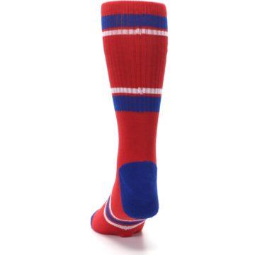 Image of Philadelphia Phillies Men's Athletic Crew Socks (back-17)