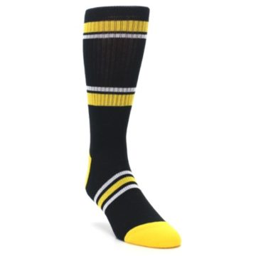 Pittsburgh-Pirates-Mens-Athletic-Crew-Socks-PKWY