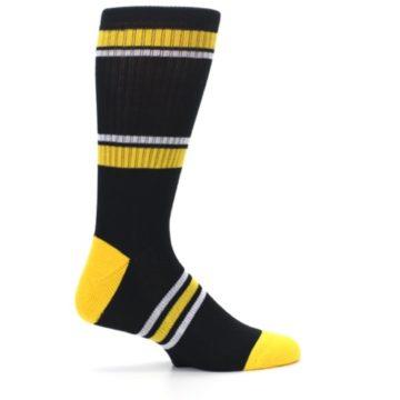 Image of Pittsburgh Pirates Men's Athletic Crew Socks (side-1-24)