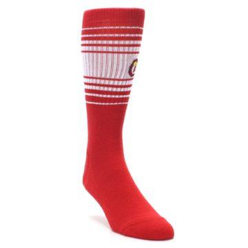 Image of St. Louis Cardinals Men's Athletic Crew Socks (side-1-front-02)