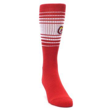 Image of St. Louis Cardinals Men's Athletic Crew Socks (side-1-front-03)