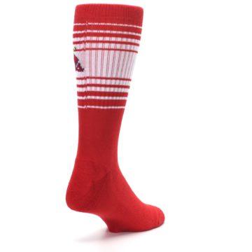 Image of St. Louis Cardinals Men's Athletic Crew Socks (side-1-back-21)