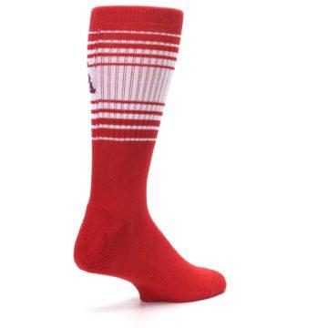 Image of St. Louis Cardinals Men's Athletic Crew Socks (side-1-back-22)