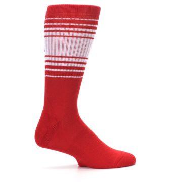 Image of St. Louis Cardinals Men's Athletic Crew Socks (side-1-24)