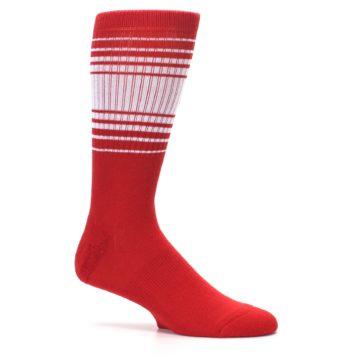 Image of St. Louis Cardinals Men's Athletic Crew Socks (side-1-25)