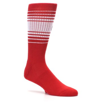 Image of St. Louis Cardinals Men's Athletic Crew Socks (side-1-26)