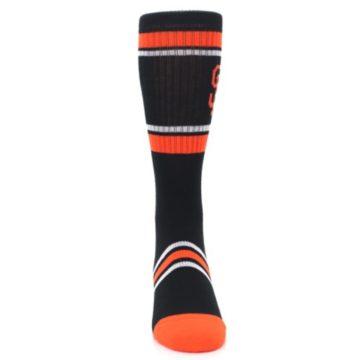Image of San Francisco Giants Men's Athletic Crew Socks (front-04)