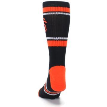 Image of San Francisco Giants Men's Athletic Crew Socks (back-17)