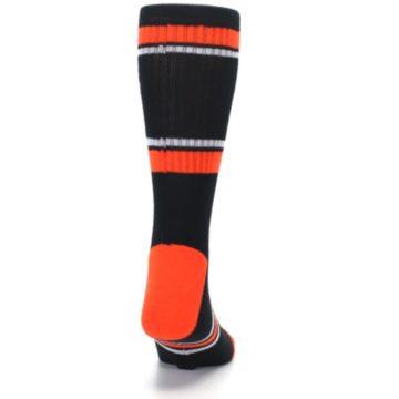 Image of San Francisco Giants Men's Athletic Crew Socks (back-19)