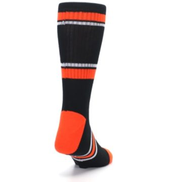 Image of San Francisco Giants Men's Athletic Crew Socks (side-1-back-20)