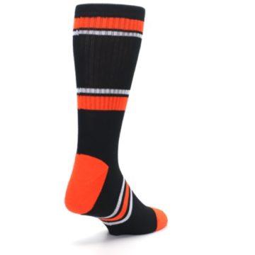 Image of San Francisco Giants Men's Athletic Crew Socks (side-1-back-21)