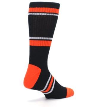 Image of San Francisco Giants Men's Athletic Crew Socks (side-1-back-22)