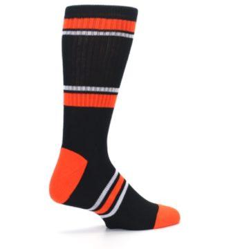 Image of San Francisco Giants Men's Athletic Crew Socks (side-1-23)