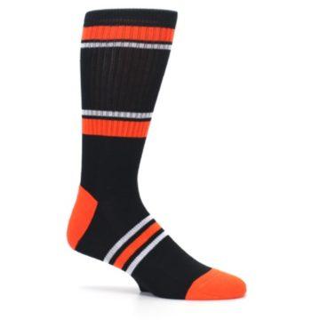Image of San Francisco Giants Men's Athletic Crew Socks (side-1-25)