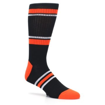 Image of San Francisco Giants Men's Athletic Crew Socks (side-1-26)