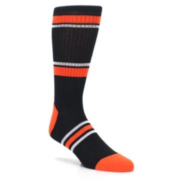 Image of San Francisco Giants Men's Athletic Crew Socks (side-1-27)