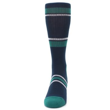 Image of Seattle Mariners Men's Athletic Crew Socks (front-05)