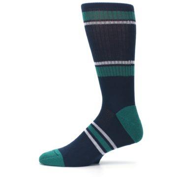 Image of Seattle Mariners Men's Athletic Crew Socks (side-2-11)
