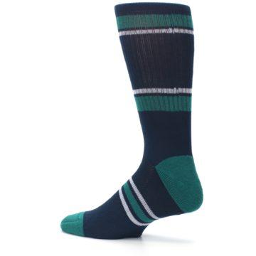 Image of Seattle Mariners Men's Athletic Crew Socks (side-2-13)