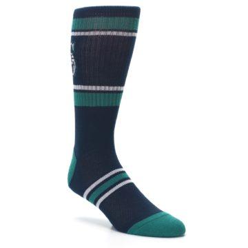 Image of Seattle Mariners Men's Athletic Crew Socks (side-1-27)