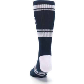 Image of San Diego Padres Men's Athletic Crew Socks (back-17)