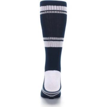 Image of San Diego Padres Men's Athletic Crew Socks (back-18)