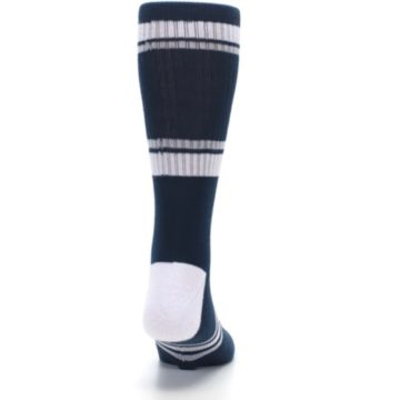 Image of San Diego Padres Men's Athletic Crew Socks (back-19)