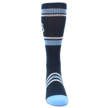 Image of Tampa Bay Rays Men's Athletic Crew Socks (front-04)