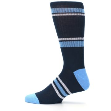 Image of Tampa Bay Rays Men's Athletic Crew Socks (side-2-12)