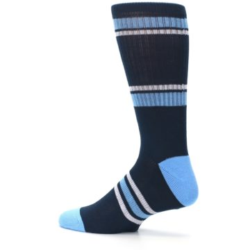 Image of Tampa Bay Rays Men's Athletic Crew Socks (side-2-13)