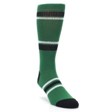 Boston-Celtics-Mens-Athletic-Crew-Socks-PKWY