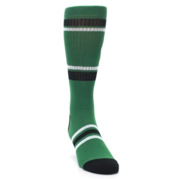 Image of Boston Celtics Men's Athletic Crew Socks (side-1-front-03)