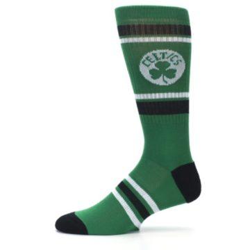 Image of Boston Celtics Men's Athletic Crew Socks (side-2-11)