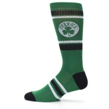 Image of Boston Celtics Men's Athletic Crew Socks (side-2-12)