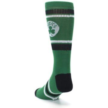 Image of Boston Celtics Men's Athletic Crew Socks (side-2-back-16)