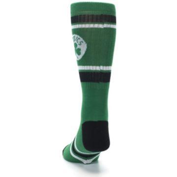 Image of Boston Celtics Men's Athletic Crew Socks (back-17)