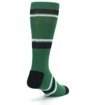 Image of Boston Celtics Men's Athletic Crew Socks (side-1-back-21)