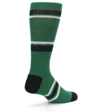 Image of Boston Celtics Men's Athletic Crew Socks (side-1-back-22)
