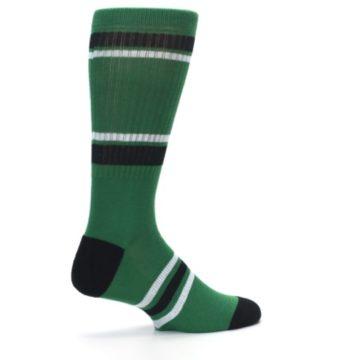 Image of Boston Celtics Men's Athletic Crew Socks (side-1-23)