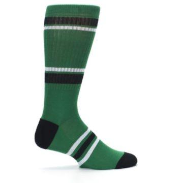 Image of Boston Celtics Men's Athletic Crew Socks (side-1-24)