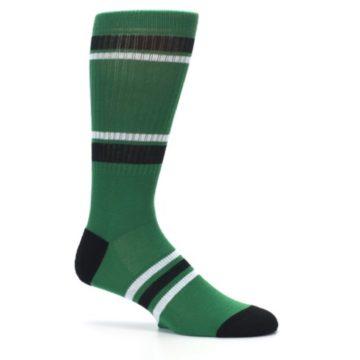 Image of Boston Celtics Men's Athletic Crew Socks (side-1-25)