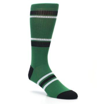 Image of Boston Celtics Men's Athletic Crew Socks (side-1-27)