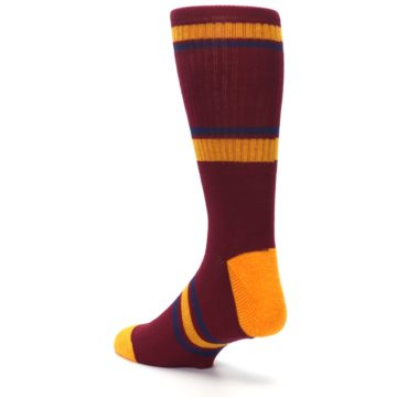Image of Cleveland Cavaliers Men's Athletic Crew Socks (side-2-back-15)