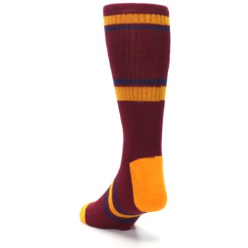 Image of Cleveland Cavaliers Men's Athletic Crew Socks (side-2-back-16)