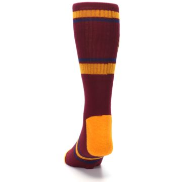 Image of Cleveland Cavaliers Men's Athletic Crew Socks (back-17)