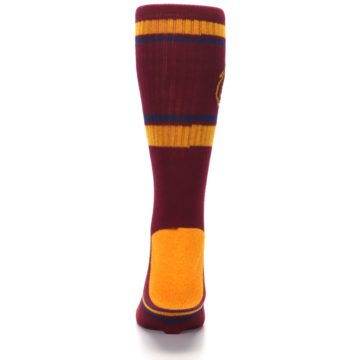 Image of Cleveland Cavaliers Men's Athletic Crew Socks (back-18)