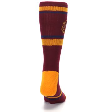 Image of Cleveland Cavaliers Men's Athletic Crew Socks (back-19)