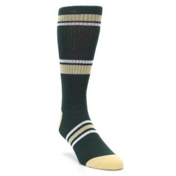 Milwaukee-Bucks-Mens-Athletic-Crew-Socks-PKWY